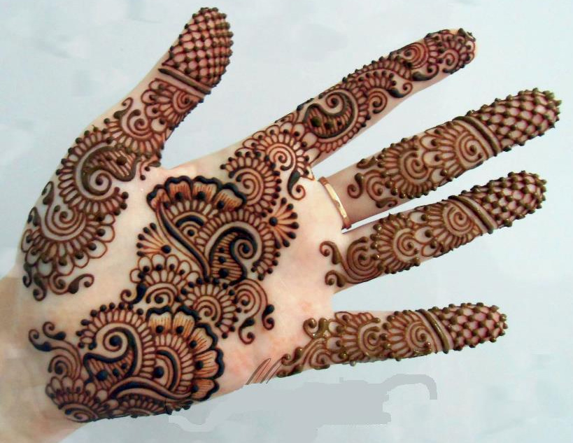 Simple-Summer-Mehndi-Designs-Picture-for-2015