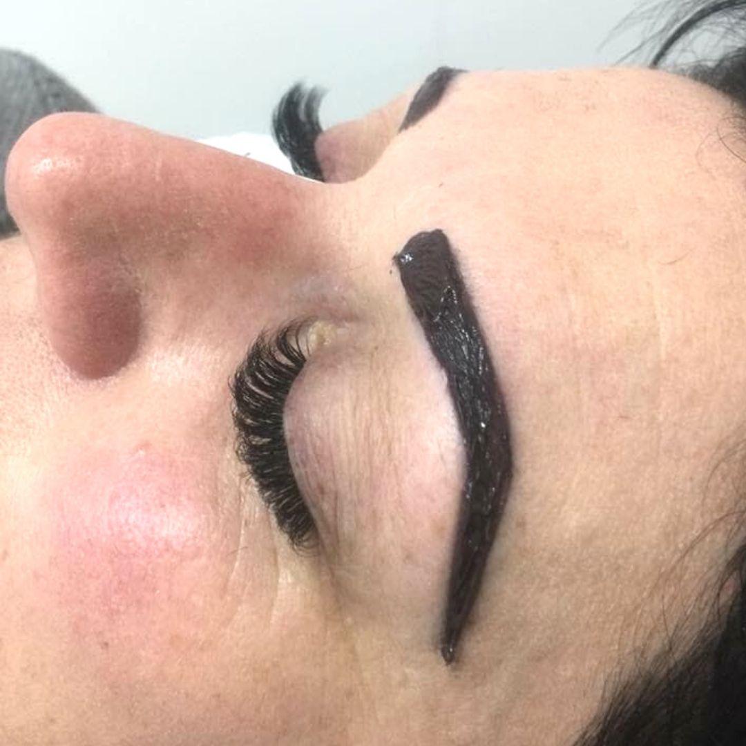 Maxi Care Eyebrows Tinting
